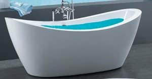 Отдельно стоящие акриловые ванны