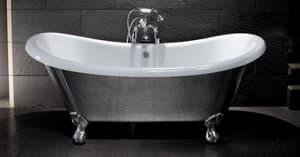 Чугунные ванны на ножках