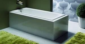 Прямоугольные чугунные ванны