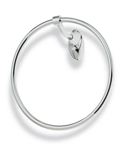 Stil Haus Zefiro, полотенцедержатель - кольцо, цвет хром ZE07(08)