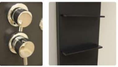 Гидромассажная душевая панель Kolpa-San NEO 140x28x8