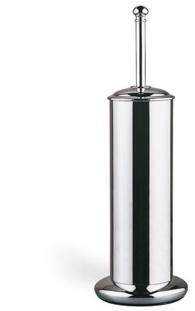 Stil Haus Idra, напольный металлический ёршик для унитаза, цвет хром I039(08)