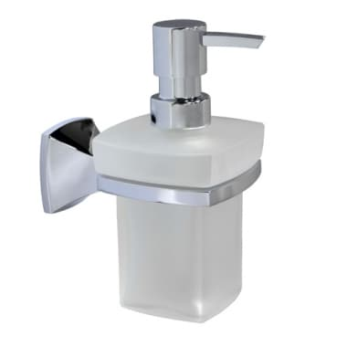 К-2599 Дозатор для жидкого мыла стеклянный WasserKRAFT 230 ml