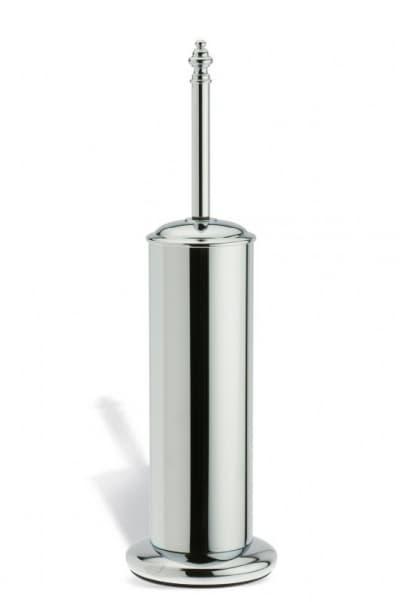 Stil Haus Elite, напольный металлический ёршик для унитаза, цвет золото EL039(16)