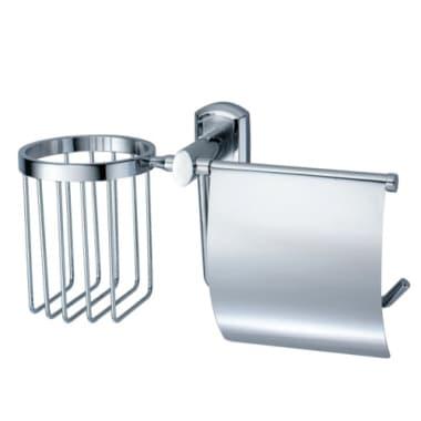 K-3059 Держатель туалетной бумаги и освежителя WasserKRAFT