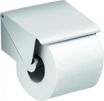 Gedy G-Canarie, бумагодержатель с крышкой, цвет хром A225/01(13)