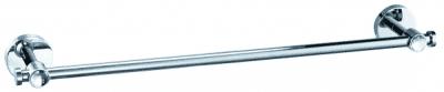 Sanibano Sahara, полотенцедержатель, длина 65 см, цвет хром-кристаллы Swarovski crystal H9700/60CRС