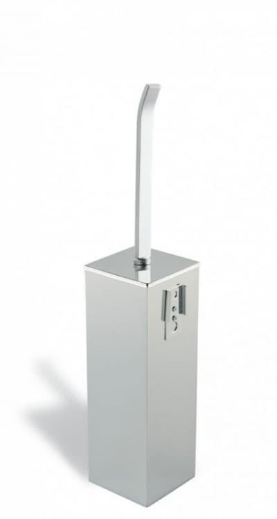 Stil Haus Fluid, настенный металлический ёршик для унитаза, цвет хром FL039m(08)