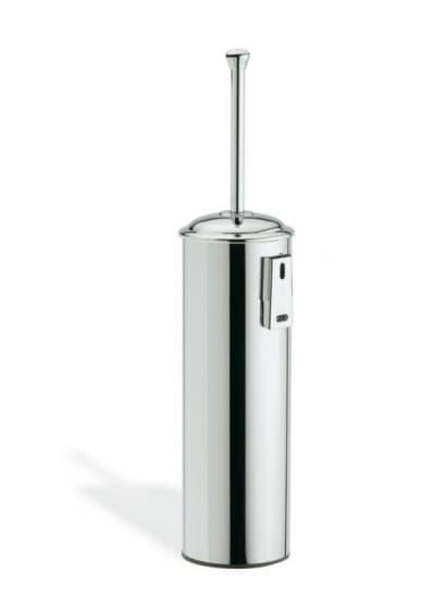 Stil Haus Smart, настенный металлический ёршик для унитаза, цвет хром SM039m(08)