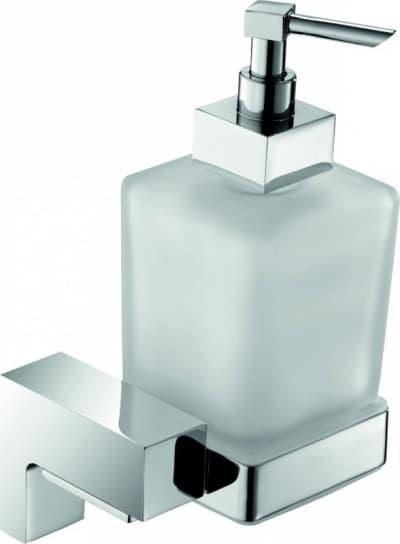 Sanibano Elegance, настенный стеклянный дозатор, цвет хром H8700/11CR