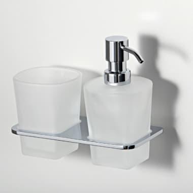 К-5089 Держатель стакана и дозатора WasserKRAFT
