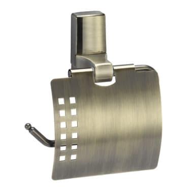 К-5225 Держатель туалетной бумаги с крышкой WasserKRAFT