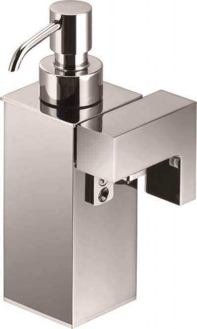 Sanibano Elegance, настенный металлический дозатор, цвет хром H8700/DOCR