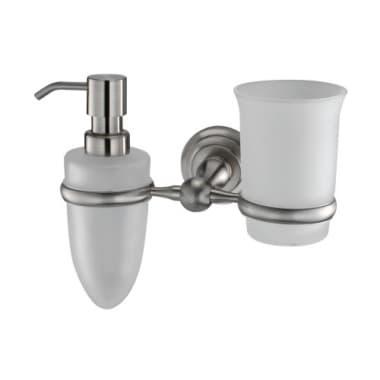 К-7089 Держатель стакана и дозатора WasserKRAFT