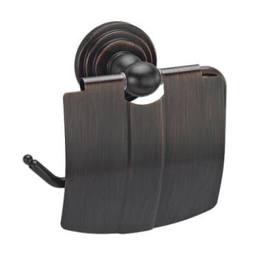 К-7325 Держатель туалетной бумаги с крышкой WasserKRAFT