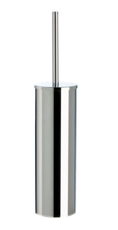 Stil Haus Hashi, напольный металлический ёршик для унитаза, цвет белый матовый 010(24)