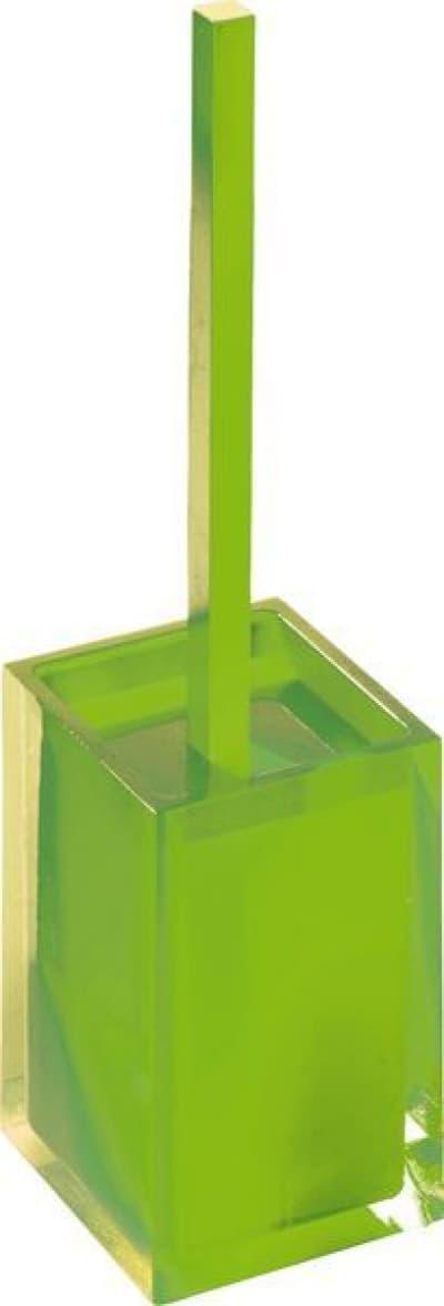 Gedy G-Rainbow, напольный ёршик для унитаза, цвет зеленый RA33(04)