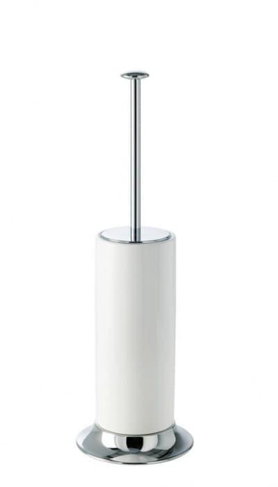 Stil Haus Opera, напольный керамический ёршик для унитаза, цвет хром OP12(08)