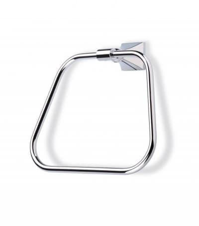 Stil Haus Prisma, полотенцедержатель - кольцо, цвет золото PR07(16)