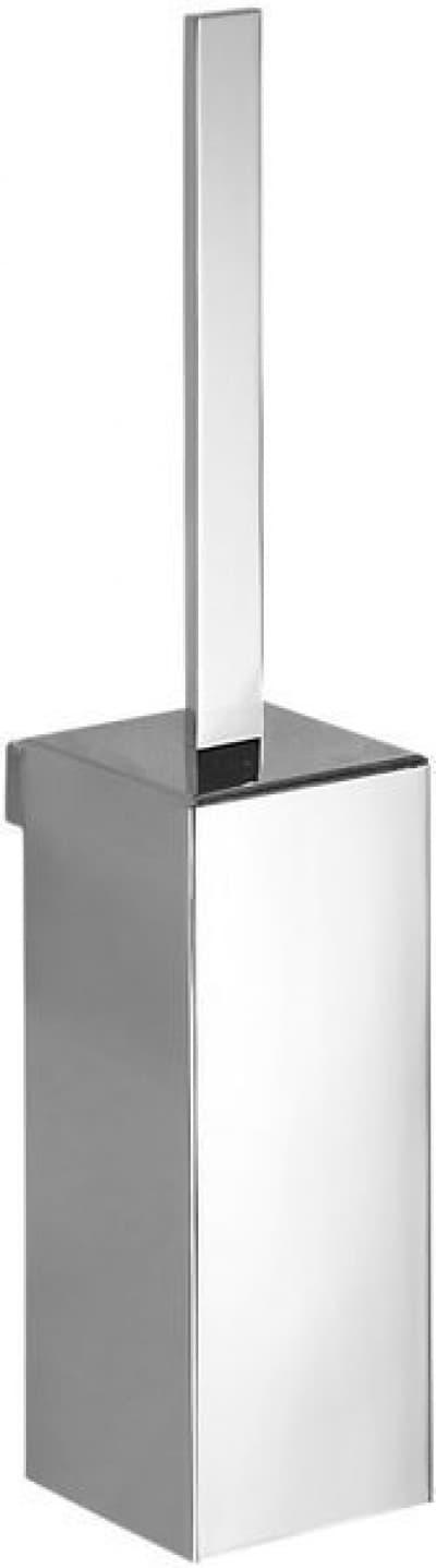Gedy G-Lounge, настенный металлический ёршик для унитаза, цвет хром 5433/03(13)