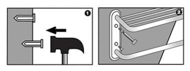 K-888 Полка для полотенец WasserKRAFT