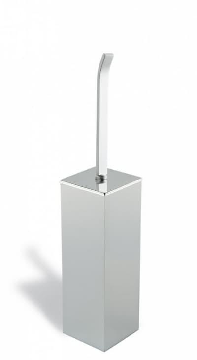 Stil Haus Gea, настенный металлический ёршик для унитаза, цвет хром GE039M(08)