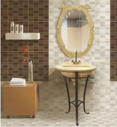 Консоль напольная с раковиной Perfect House Cleome 14247