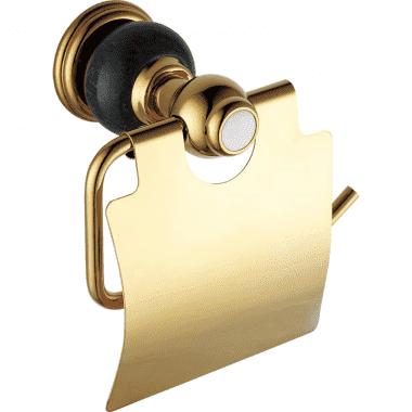 Настенный держатель туалетной бумаги RADOMIR (GOLD)