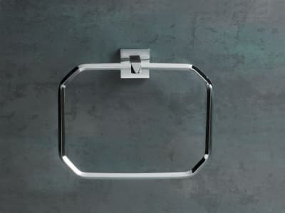 Stil Haus Diva, полотенцедержатель - кольцо, цвет хром DV07(08)