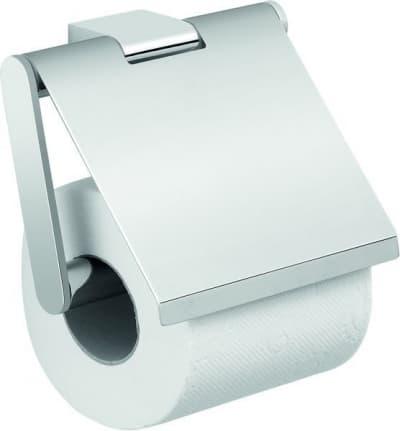 Gedy G-Canarie, бумагодержатель с откидной крышкой, цвет хром A225(13)