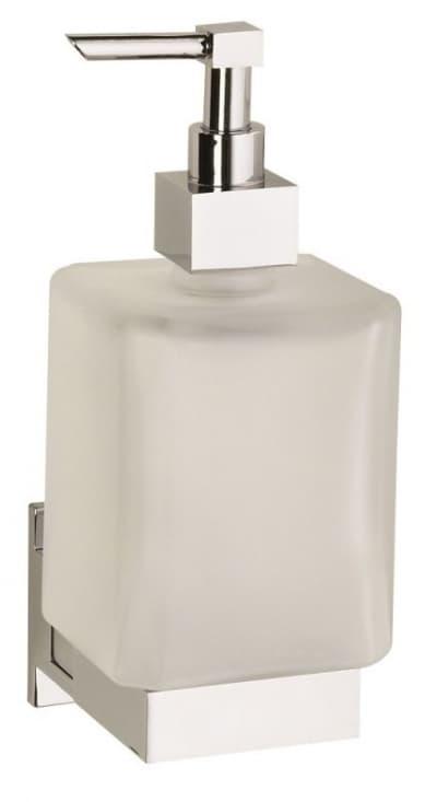 Sanibano Cosmo, настенный стеклянный дозатор, цвет хром H2021/11CR