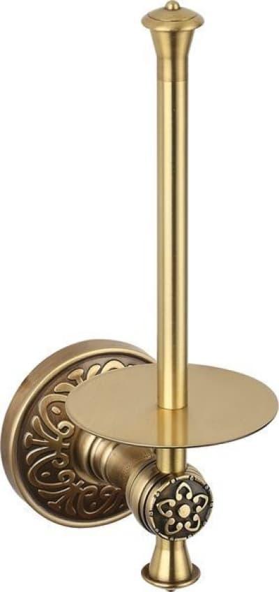 Sanibano Nilo, бумагодержатель вертикальный, цвет бронза H6600/12BR