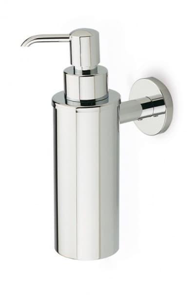 Stil Haus Medea, настенный металлический дозатор, цвет хром ME30(08)