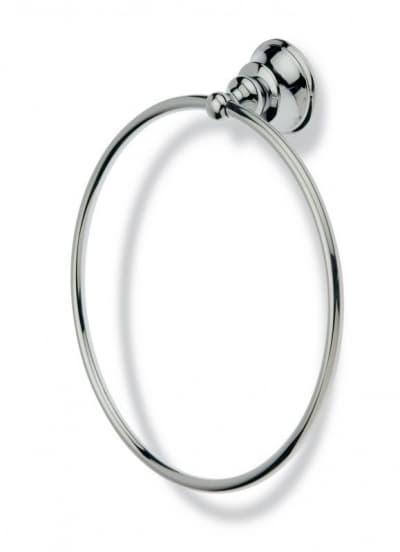 Stil Haus Smart, полотенцедержатель - кольцо, цвет хром - золото SM07(02)