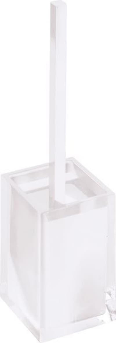 Gedy G-Rainbow, напольный ёршик для унитаза, цвет белый RA33(02)
