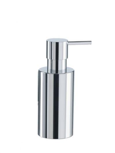 Stil Haus Hashi, настенный металлический дозатор, цвет чёрный матовый HS30m(23)