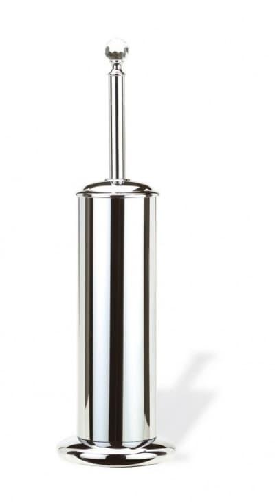 Stil Haus Smart Light, напольный металлический ёршик для унитаза, цвет хром SL039(08)