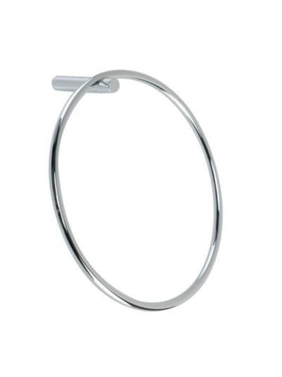 Stil Haus Hashi, полотенцедержатель - кольцо, цвет белый матовый HS07(24)