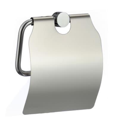 Держатель для туалетной бумаги с крышкой Savol P-06