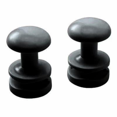 Держатель полотенец круглый крючок для Atlantic 2012 антранцит - 2 шт. 002230
