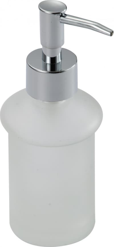 Дозатор для жидкого мыла стеклянный Savol ZYQ66