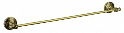 Sanibano Nilo, полотенцедержатель, длина 65 см, цвет бронза H6600/60BR