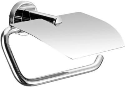 Gedy G-Demetra, бумагодержатель с крышкой, цвет хром 5125(13)