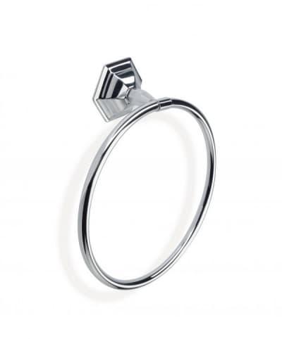 Stil Haus Marte, полотенцедержатель - кольцо, цвет бронза MA07(25)