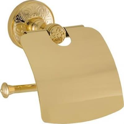 Sanibano Nilo, бумагодержатель с крышкой, цвет золото H6600/06GOLD