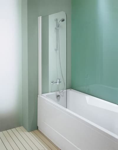 Шторка на ванну поворотная Kolpa-San SOLE TP 75-L/D