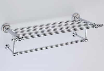 Полка для полотенец 60 см Savol S-06845A