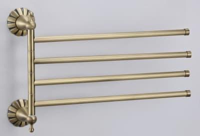Полотенцедержатель поворотный 4-ой Savol S-C08904