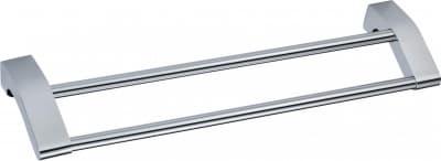 Полотенцедержатель трубчатый двойной 50см Savol S-507348