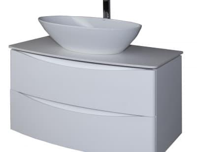 Тумба LUX C60 арт. LT-LU60-W Белый